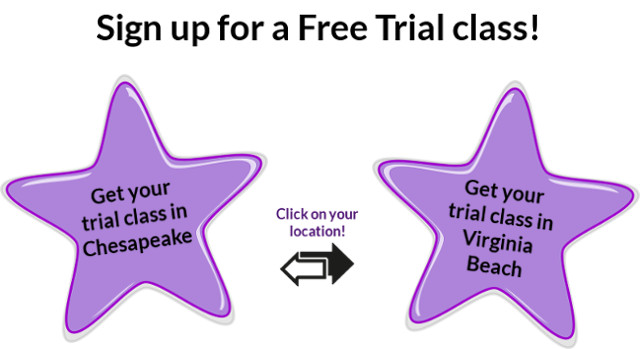Sign up for a Free Trial class!